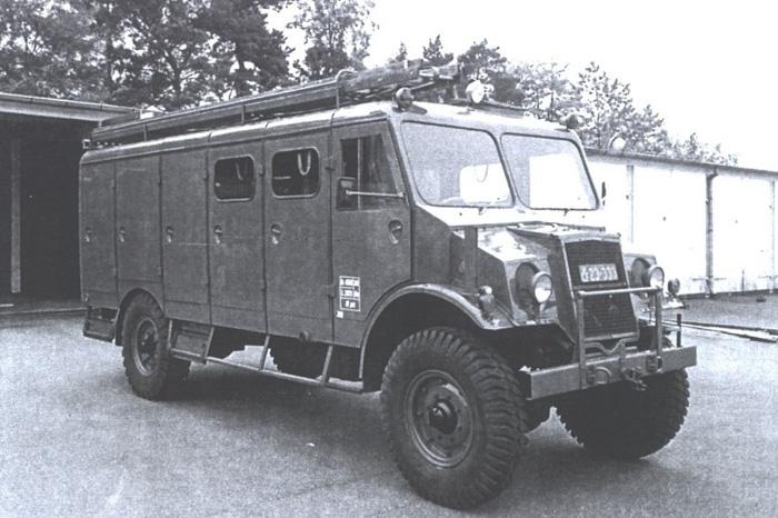 Civilforsvarskorpset, 1941-1951