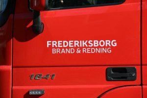 Frederiksborg Brand & Redning, kør-selv-tur