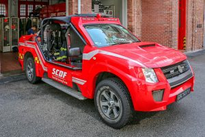 Light Fire Attack Vehicle