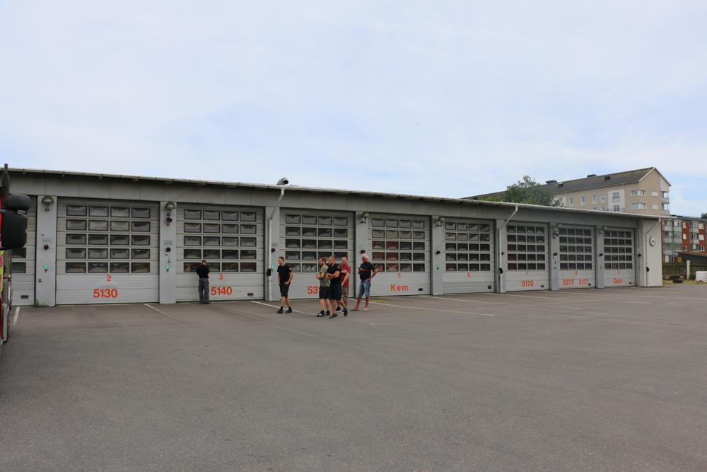 Kungsbacka Brandstation