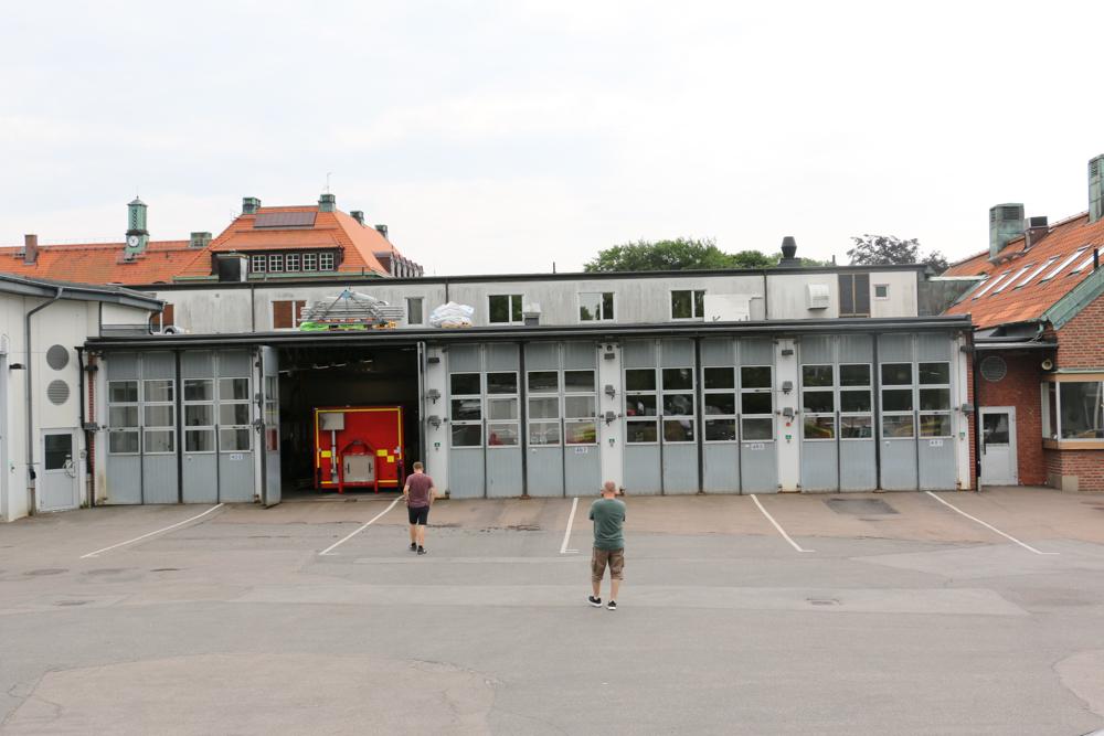 Mölndals brandstation