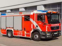 Ny generation sprøjter til Berliner Feuerwehr