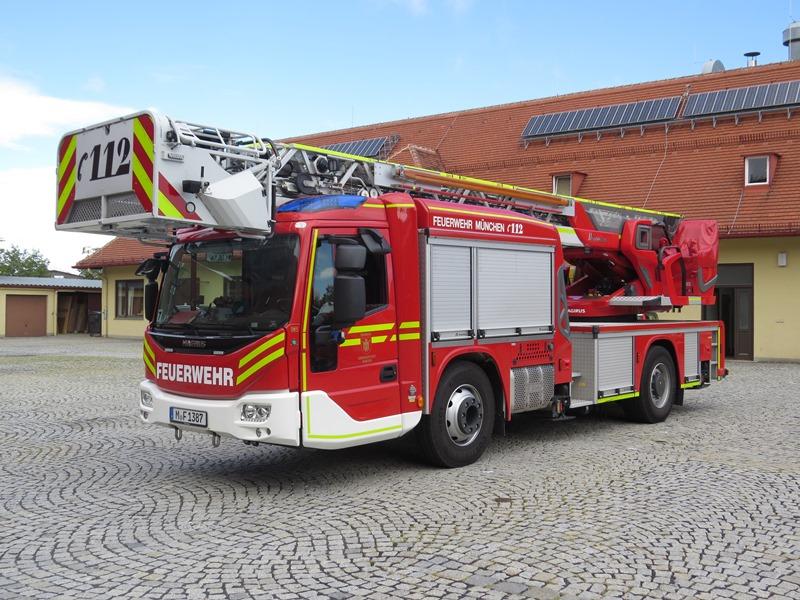 München drejestige på Iveco/Magirus